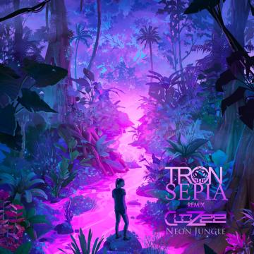 CloZee - Mirage (Tron Sepia Remix) Artwork