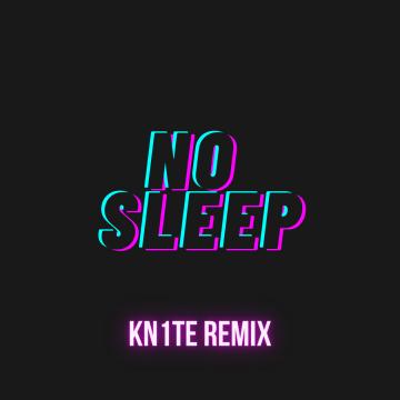 Maxwell Aden - No Sleep (Kn1te Remix) Artwork