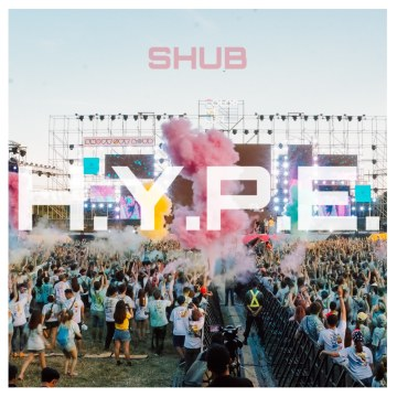 Shubham Kundu - HYPE Artwork