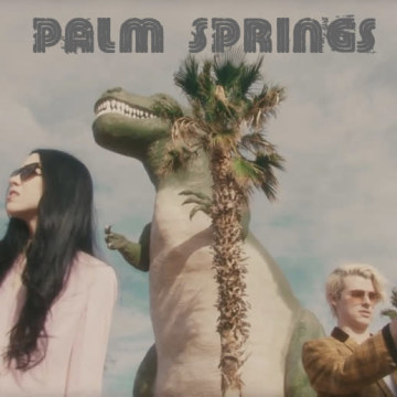 Luna Shadows - Palm Springs (feat. In.Drip.) (Permutare Remix) Artwork