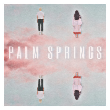 Luna Shadows - Palm Springs (feat. In.Drip.) (HUE. Remix) Artwork