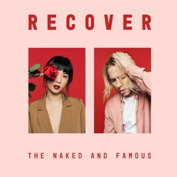 The Naked And Famous - Everybody Knows (J12 Remix) Artwork
