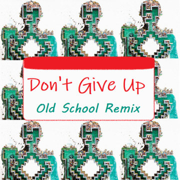 Sam I - Don't Give Up (ft. Busta Rhymes, Vic Mensa, Sia) (OKEddy Remix) Artwork