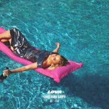 LOVA - One day left (Bermuda Remix) Artwork