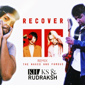 The Naked And Famous - Everybody Knows (KHKS & Rudraksh Remix) Artwork