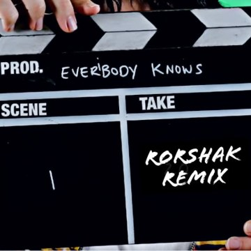The Naked And Famous - Everybody Knows (Rorshak Remix) Artwork