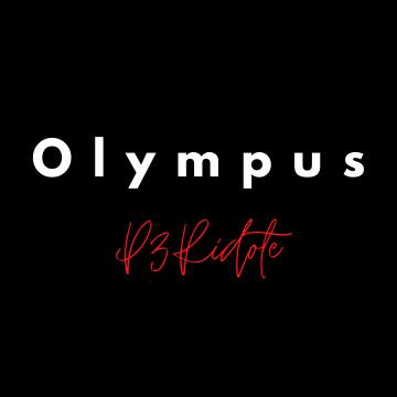 P3RIDOTE - Olympus Artwork