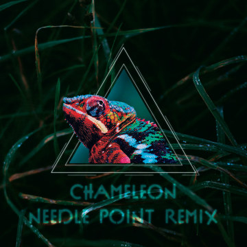 Kermode - Chameleon (NeedlePoint Remix) Artwork