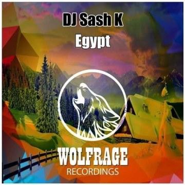 Dj Sash K - Dj Sash K - Egypt Artwork
