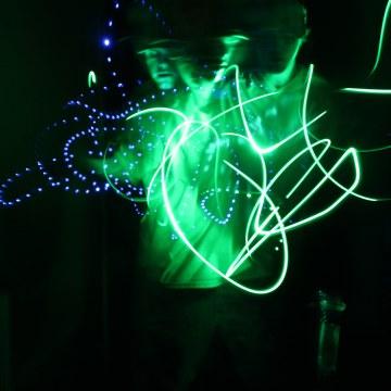 Not Chris Stark - Transdimensional Jumper Artwork