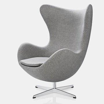 Fritz Hansen Egg Chair - Why Buy Fritz Hansen Egg Chair for your living room or office Artwork