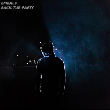 Emrald - Rock the Party Artwork
