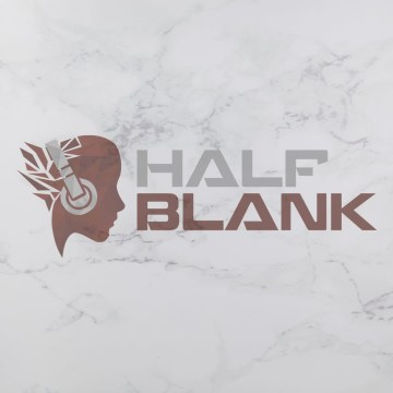 Half Blank - Re-connect-ed Artwork