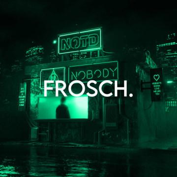 NOTD - NOBODY (Daniel Frosch Remix) Artwork