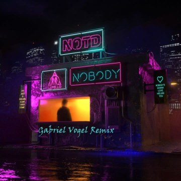 NOTD - NOBODY (Gabriel Vogel Remix) Artwork