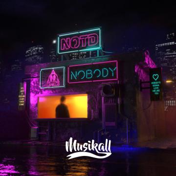 NOTD - NOBODY (Musikall Remix) Artwork