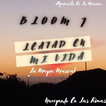 Bloom G - Te Extraño , Te Amo (I Miss You ; I Love You) Artwork