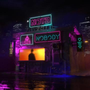 NOTD - NOBODY (George Exos Remix) Artwork