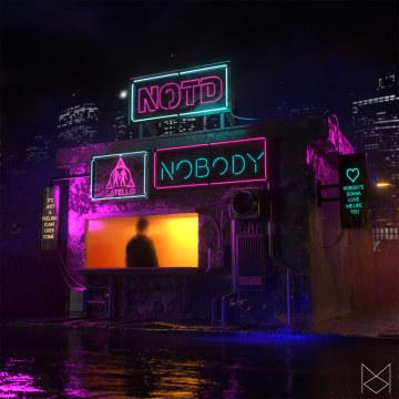NOTD - NOBODY (Miles Rich Remix) Artwork