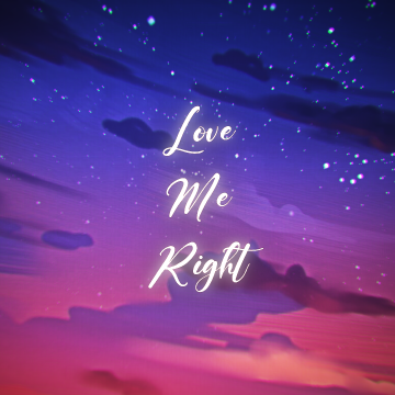 Hunter Heflin - Love Me Right (scion Remix) Artwork