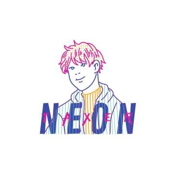 Tiki Lau - Mike Tyson (feat. Mike Tyson) (Neon Remix) Artwork