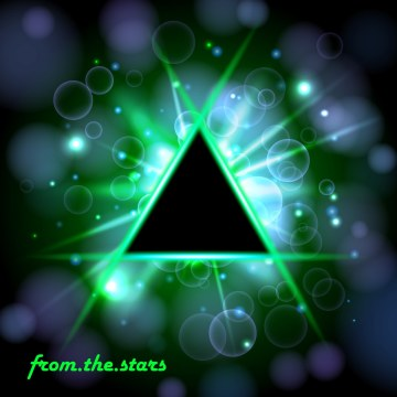 From the Stars - Cyberpsychosis Artwork