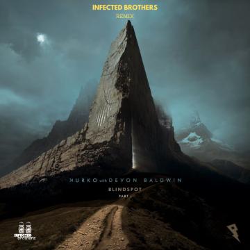 Nurko - Blindspot, Pt. 1 feat. Devon Baldwin (Infected Brothers Remix) Artwork