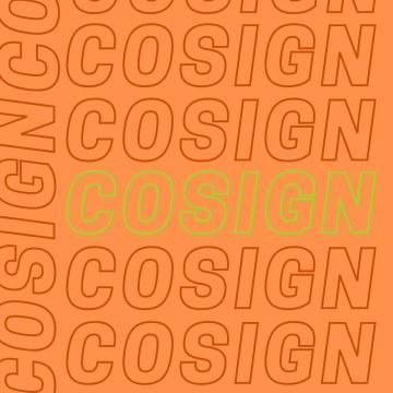 Fewie - CoSign (ft. Brianna Knight, UraelB) Artwork