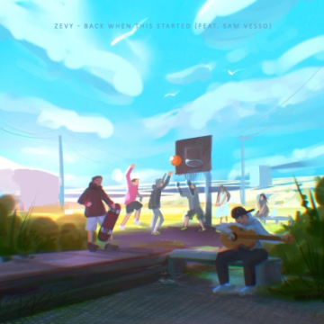 ZEVY - Back When This Started (feat. Sam Vesso) (JAR Remix) Artwork