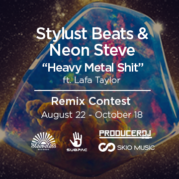 Enter the Stylust Beats Remix Contest | SKIO Music