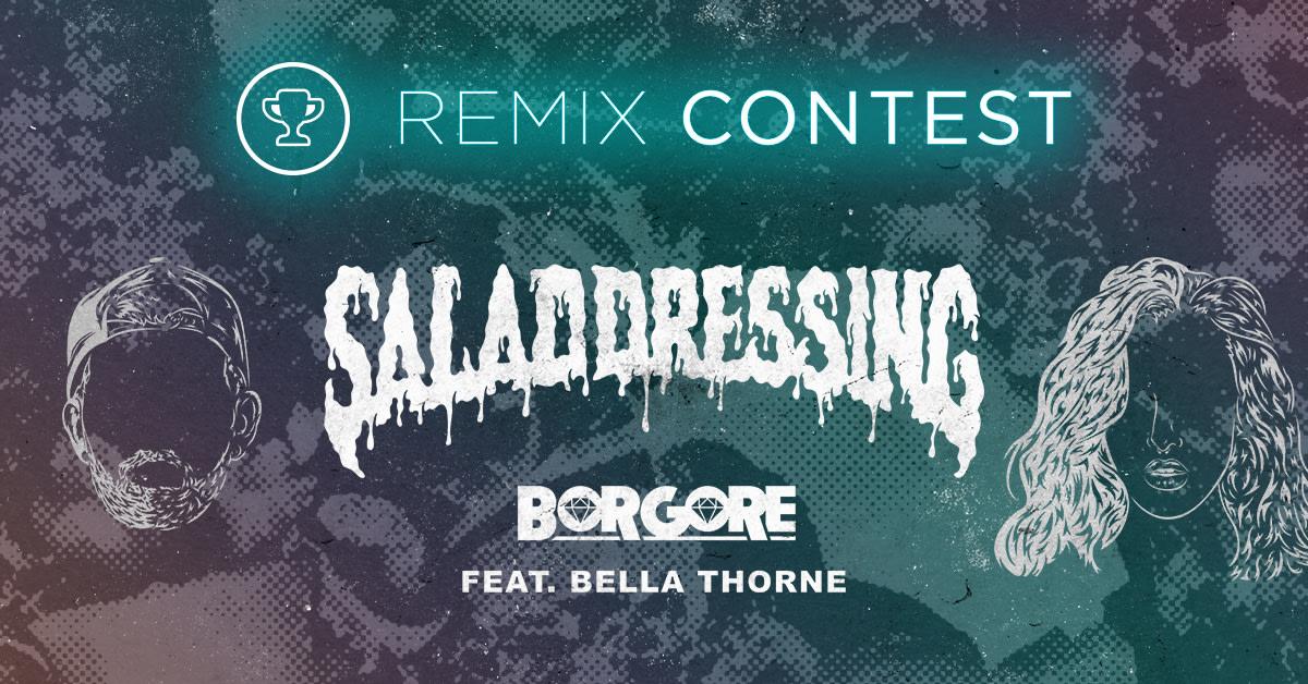 Enter the Borgore Remix Contest   SKIO Music