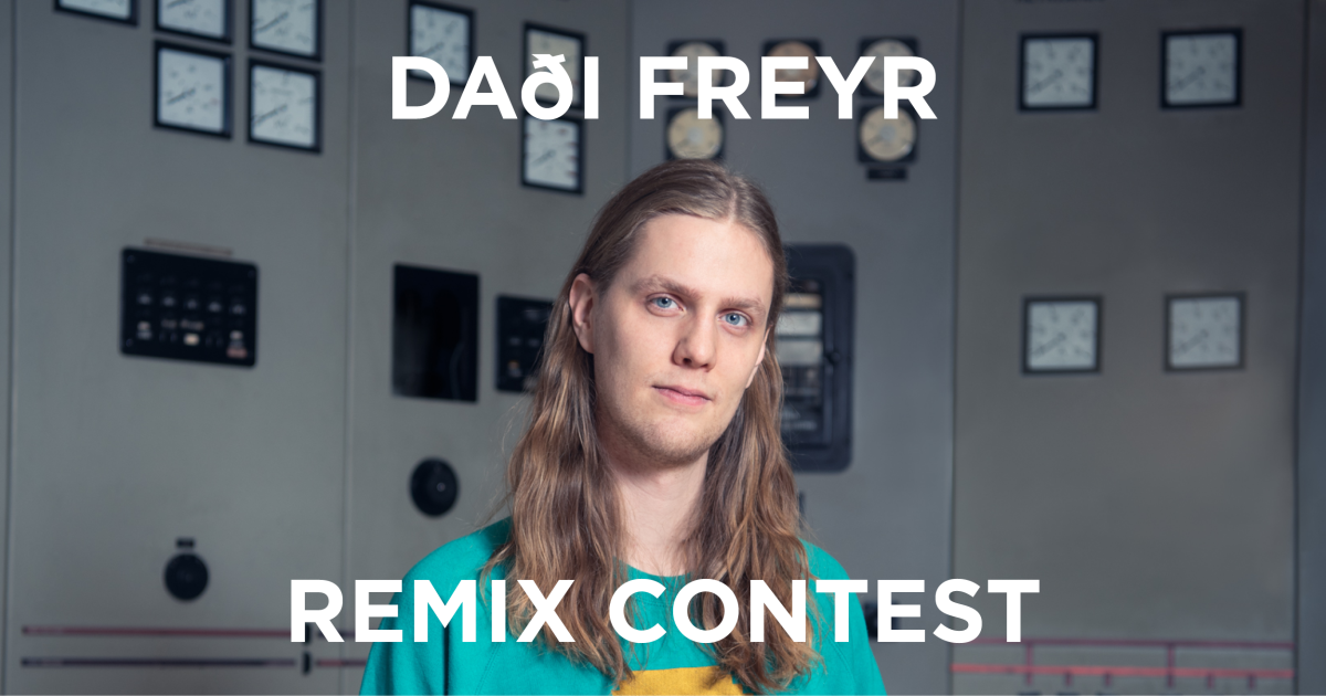 """Dadi Freyr - """"Think About Things"""" Remix Contest by SKIO Music"""
