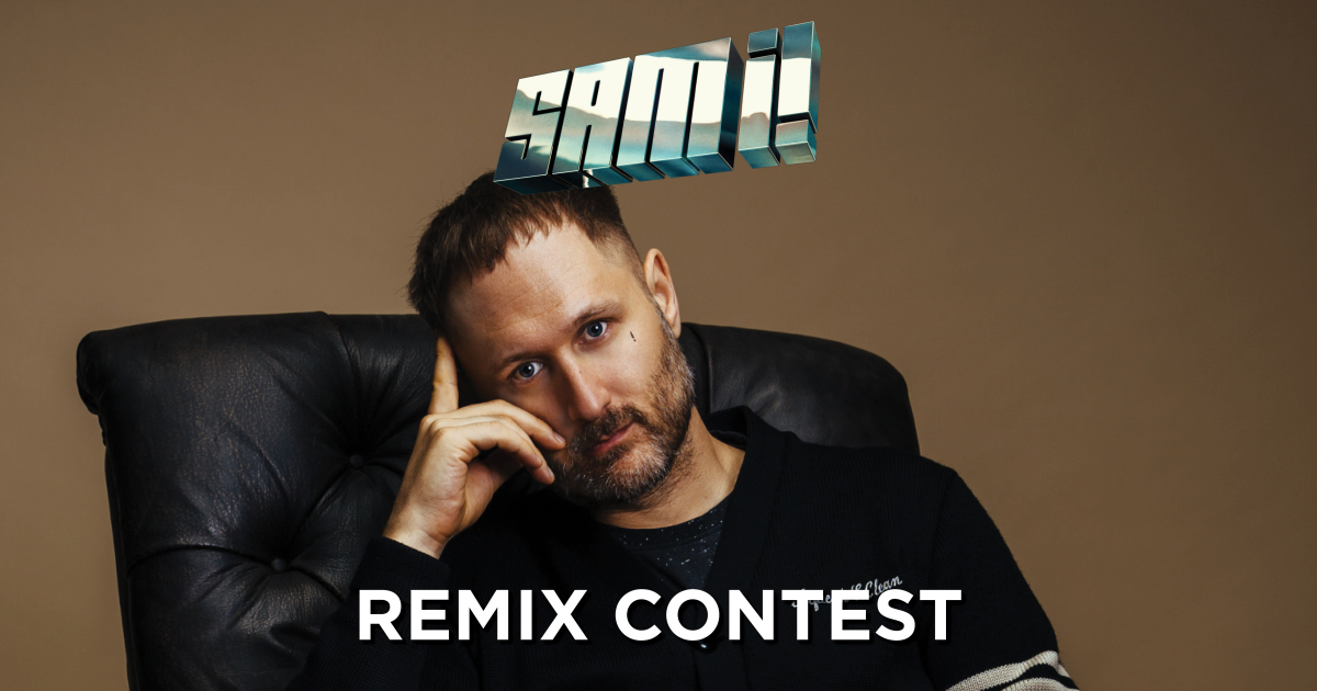 """Sam I - """"Don't Give Up"""" Remix Contest by SKIO Music"""