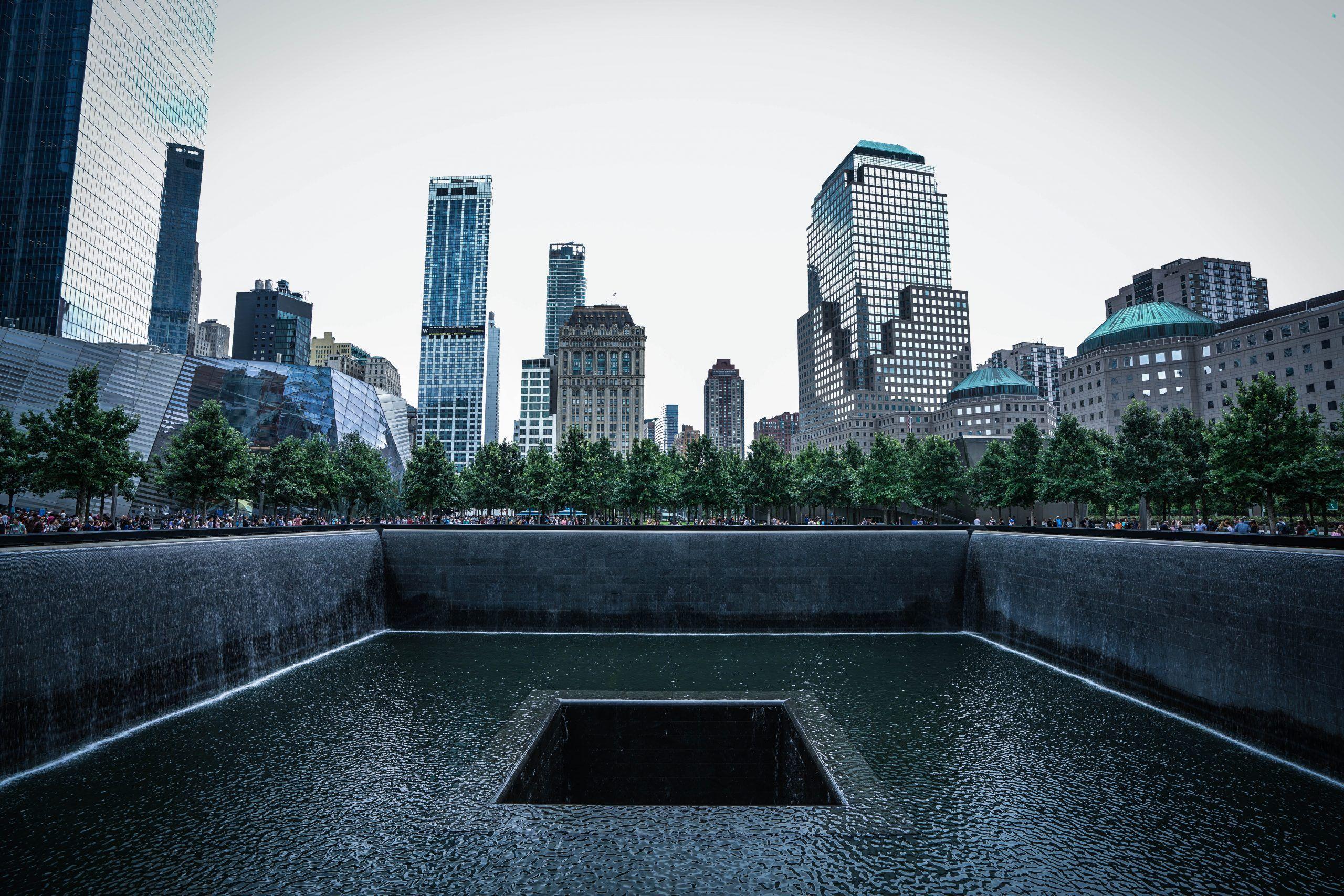 L'un des monuments du Memorial 11S