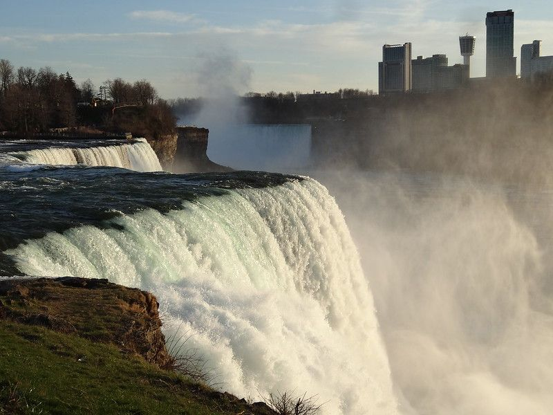 Niagara Falls - Denisbin/Flickr