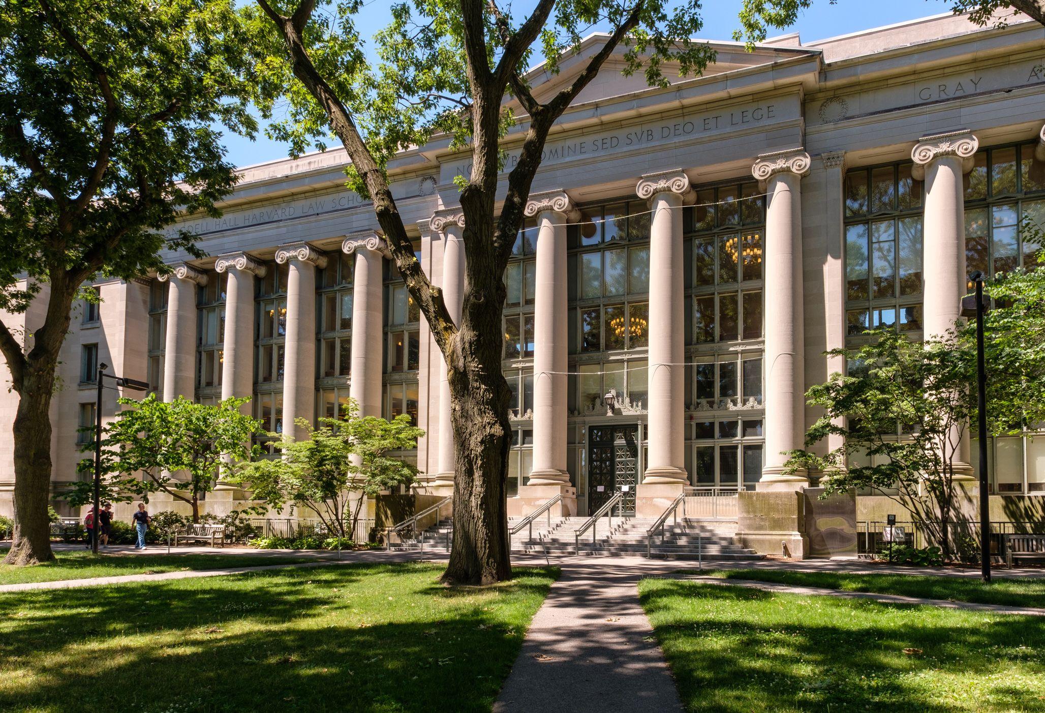 Il campus dell'università di Harvard  - alh1/Flickr