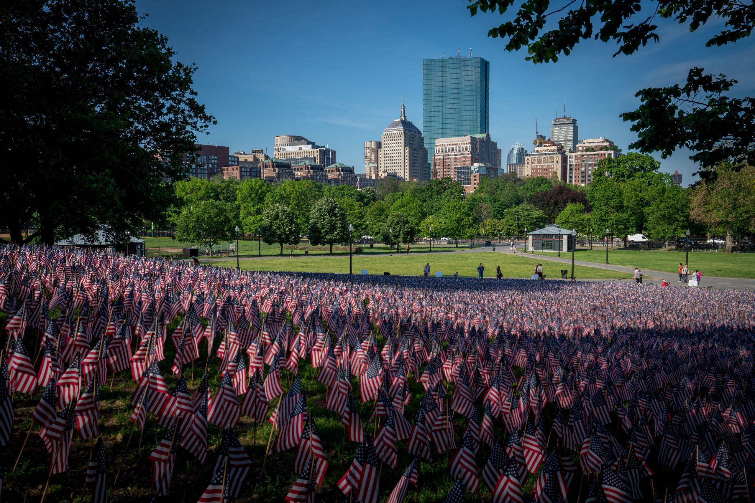 Boston por el verano