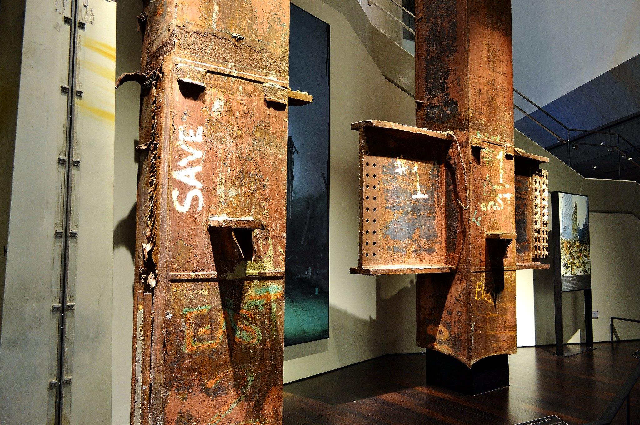 Muestra de la exposición del Museo del 11S - Flickr/gigi_nyc