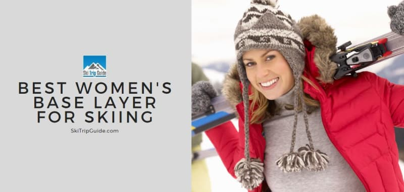 best womens base layer for skiing