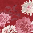 Serviett Dunisoft 40x40 Autumn Florals