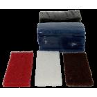 Doodlebug pad hvit 115x250 (10 stk)