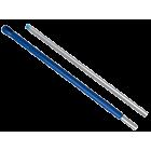 Salmon aluminiumsskaft 1550mm blå (ALH8)
