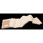Støvpose f/ Lindhaus teppebanker (10 pk) m/ filter