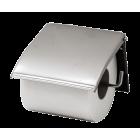 Toalettrullholder, rustfri f/ vegg