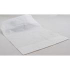Sanitærpose Frøken hvit plast 250x325/50