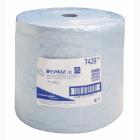 Tørkepapir KC Wypall L30 kluter 3-lag, Blå