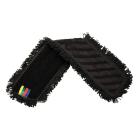 Activa Black micromopp m/ kant 40cm borrelås