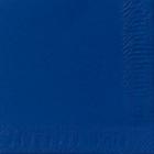 Servietter Duni 3 lag, 33x33 mørk blå 1000 stk