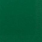 Servietter Duni 3 lag, 33x33 mørk grønn 1000 stk
