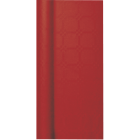 Duk Damask Papir 8 M Rød